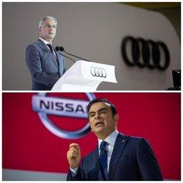 Stadler y Ghosn
