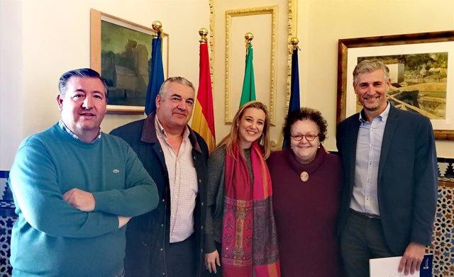 [Sevilla] Np Alcalá. Ayto Apuesta Por Cohesión Social Con Subvenciones A Entidad