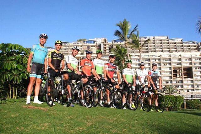 Equipos ciclistas