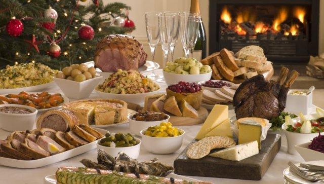 Mesa Navidad, menú navideño, fiesta, cena