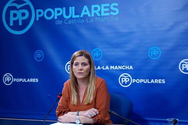 La secretaria general del PP de C-LM, Carolina Agudo