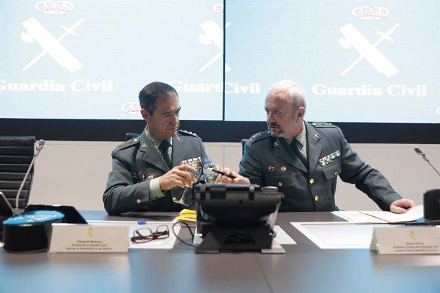 La Guardia Civil informa sobre la investigación del caso de la desaparición de L