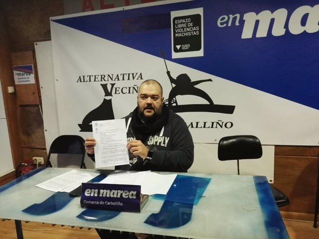 Manuel Nogueira, miembro crítico de la Comisión de Garantías