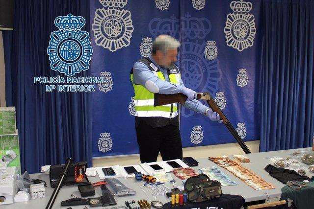 [Sevilla] Desarticulada En Sevilla Una Organización Criminal Dedicada Al Tráfico