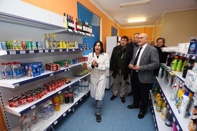 Carnero visita el establecimiento de Trigueros 26-12-2018