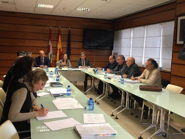 Valladolid.- Reunión del Consejo Agrario de este miércoles