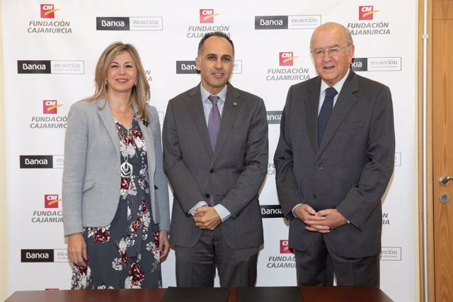Olga García, Alejandro Díaz Y Carlos Egea