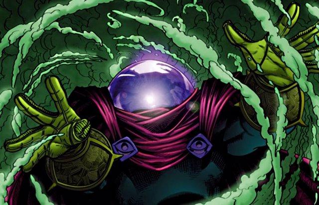 Mysterio en los comics de Marvel