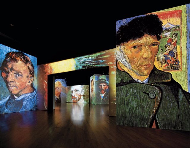 'Van Gogh Alive – The Experience' Llega A Madrid