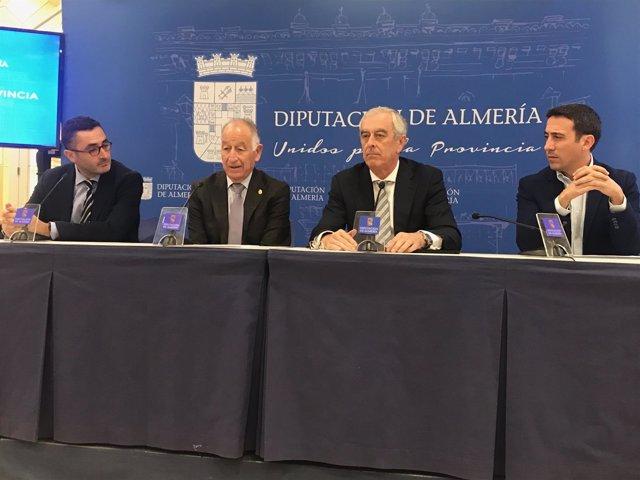 Diputación y Asempal preparan la solicitud de una ITI a la Unión Europea.