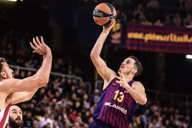 Basket: EuroLeague - FC Barcelona Lassa v Olympiacos Piraeus