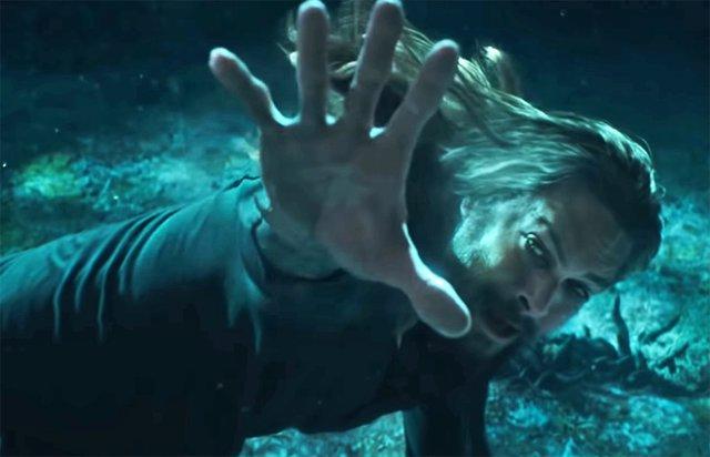 Jason Momoa es Aquaman