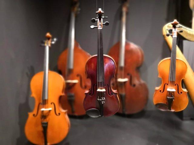 Instrumentos en el MIMMA