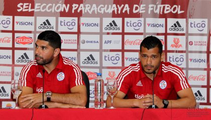 La selección de fútbol de Paraguay se enfrentará a Perú y México en unos amistosos en marzo