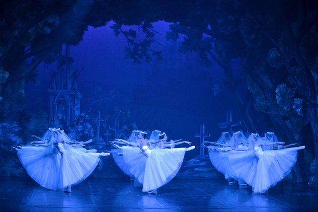 El Russian Classical Ballet regresa el 12 de enero al Kursaal de San Sebastián para interpretar 'Giselle'