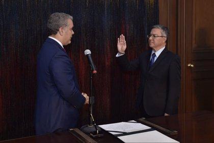 El fiscal 'ad hoc' colombiano para el caso Odebrecht niega vínculos con el Fiscal General