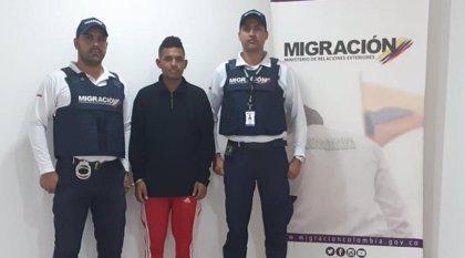 """Detienen en Colombia el venezolano jefe de la banda """"los mata taxistas"""", acusado de cometer más de 15 asesinatos"""