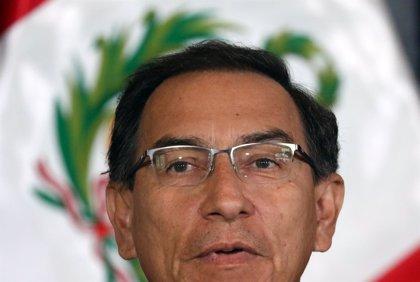 Vizcarra llama a los gobernadores regionales de Perú a unirse en su lucha contra la corrupción