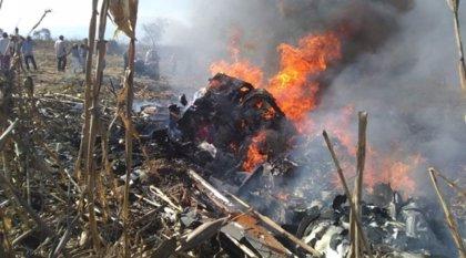 El PRI busca la creación de una comisión especial en el Senado para investigar el accidente de helicóptero en Puebla