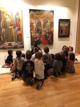 El Museo de Huesca organiza actividades en familia en Navidad
