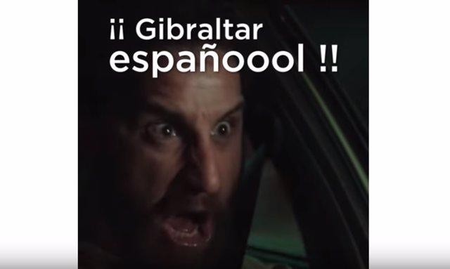 Dani Rovira en Taxi a Gibraltar