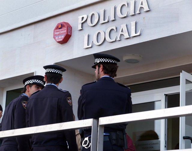 Policía Local de Camargo (archivo)