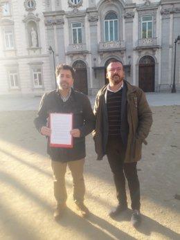El alcalde de Rivas, Pedro del Cura, a las puertas del Supremo