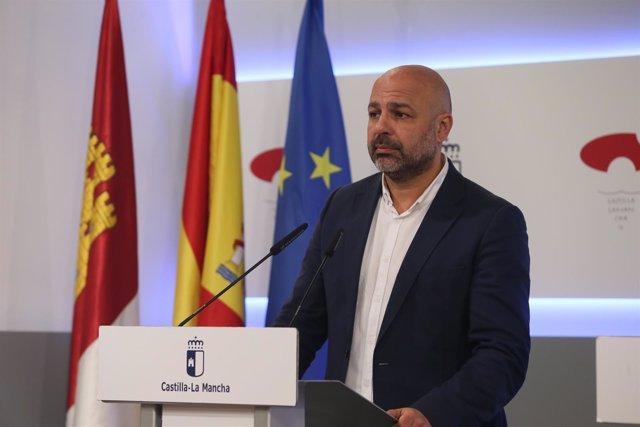 García Molina, vicepresidente segundo