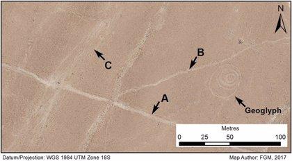Antiguos viajeros crearon misteriosos círculos en el sur de Perú