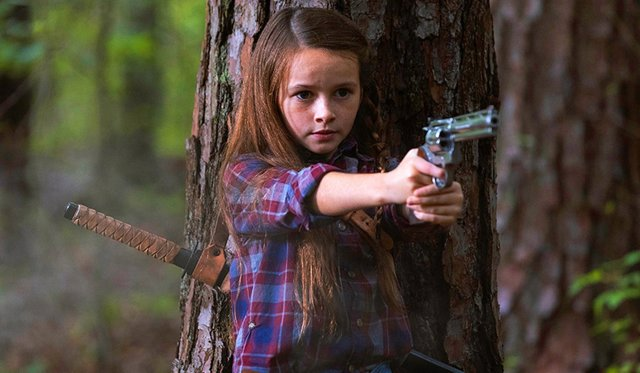 Judith Grimes en The Walking Dead