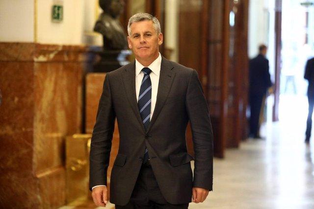 El diputado de Cs por Cádiz, Javier Cano