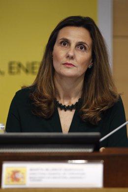 Marta Blanco Quesada.