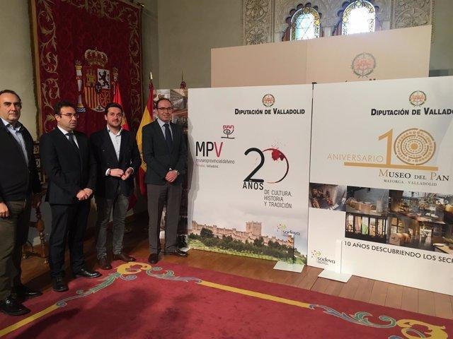 Valladolid.- Presentación de los programas