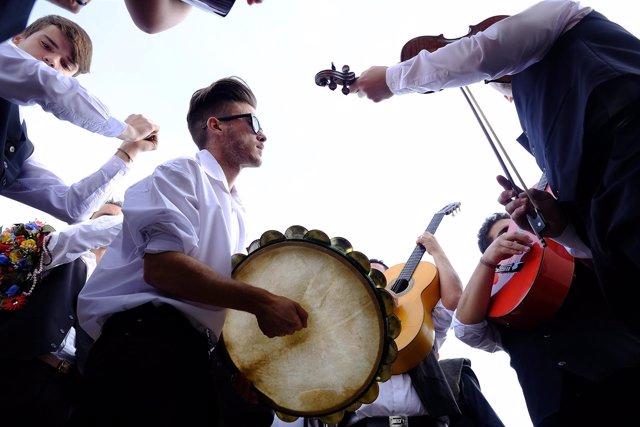 Fiesta Mayor de Verdiales de Málaga capital