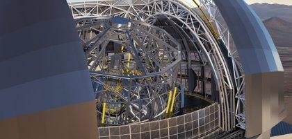 El telescopio gigante ELT de Atacama avanza con su poderoso instrumental
