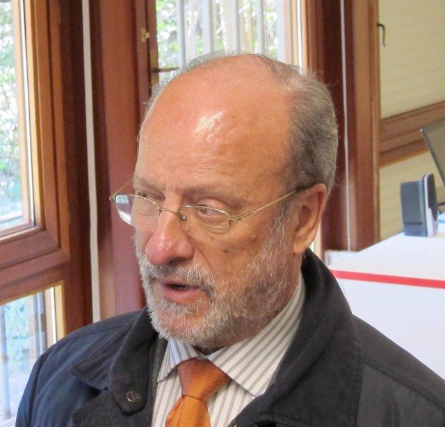 Francisco Javier León de la Riva ex alcalde de Valladolid Archivo