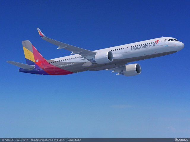 Avió d'Asiana Airlines