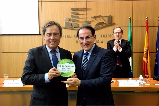 El grupo Insur es galardonado por CEA