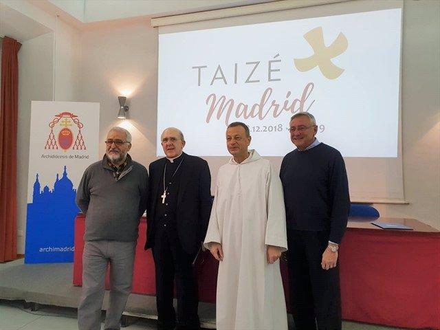 Presentación de Taizé Madrid