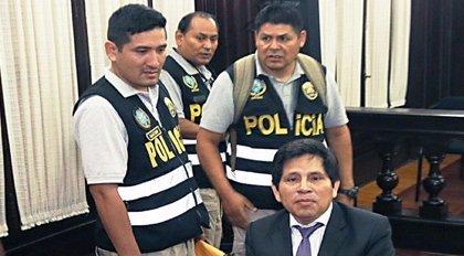 Detienen al fiscal superior de Perú Abel Concha por corrupción