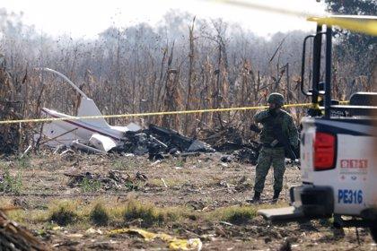 El Gobierno de México descarta el uso de explosivos en el accidente aéreo de Puebla en el que murió la gobernadora
