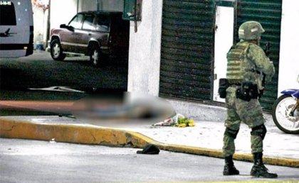 Asesinan a tiros cuatro personas durante un funeral en Veracruz (México)