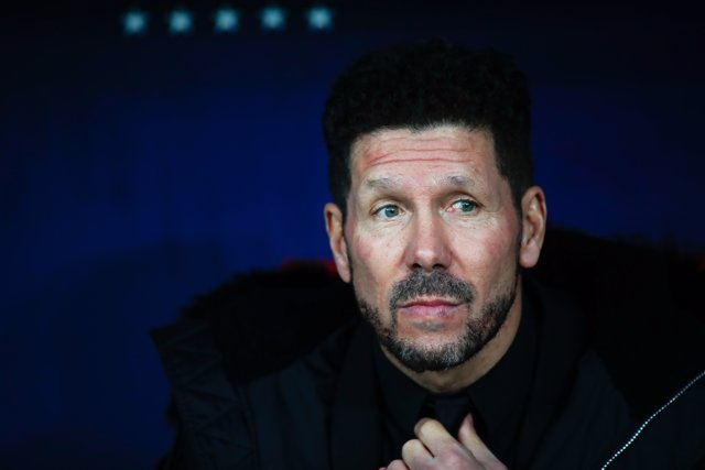 Soccer: La Liga - Atletico de Madrid v Espanyol