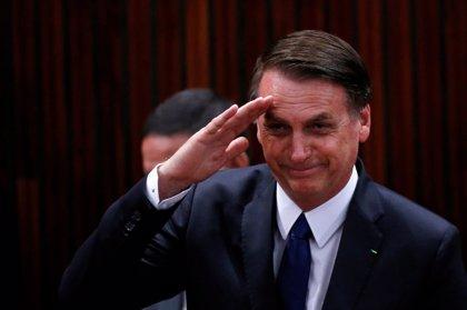 """Bolsonaro tiene """"las mejores expectativas"""" para su reunión con Netanyahu"""