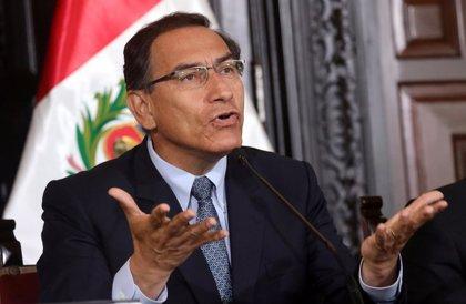 Vizcarra insiste en su voluntad de apoyar a los gobiernos regionales de Perú que acaben con la corrupción