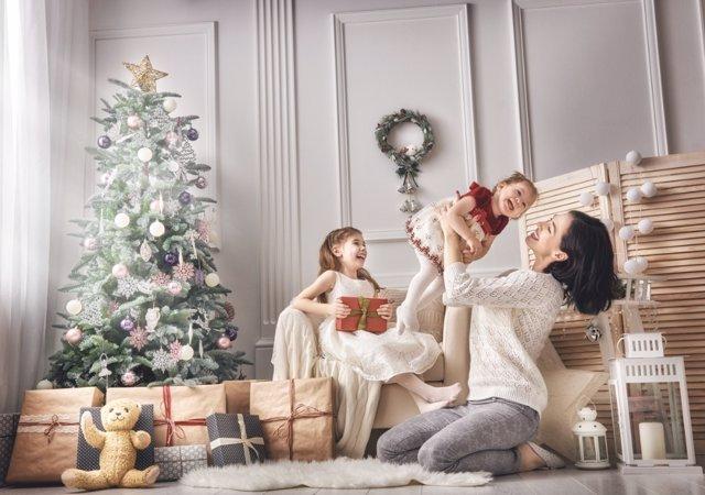 Regalos de Navidad: ¿qué cantidad deberían recibir los niños?