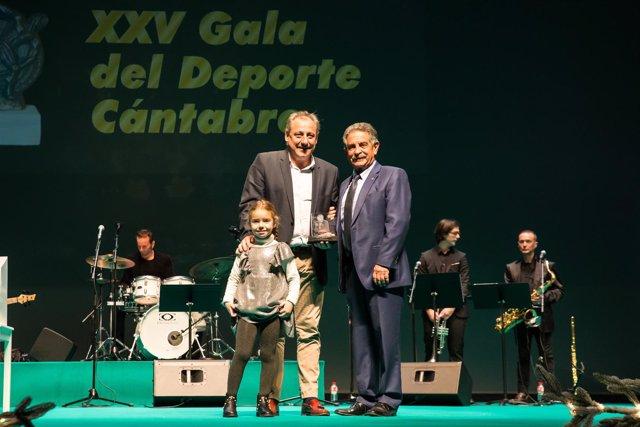 Fermín Cacho y MIguel Ángel Revilla