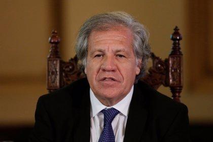 Almagro anuncia la aplicación de la Carta Democrática a Nicaragua por su deriva a la dictadura
