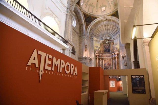 Exposición aTempora en Talavera