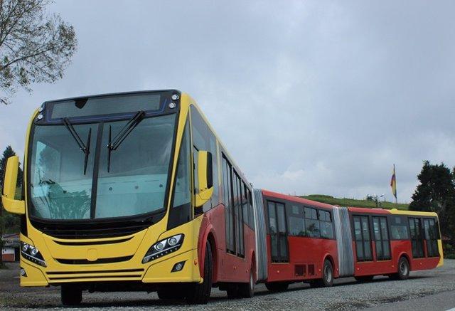 Autobuses Euro 6 Scania